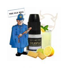 Diavlo Heavy VG E-liquid - PC Brown