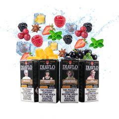 Diavlo E-liquid New Flavours - 4 for £12