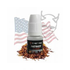 Patriot E-liquid - American Red Tobacco