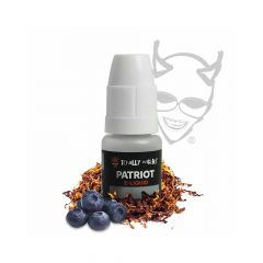 Patriot E-liquid - Blueberry Tobacco