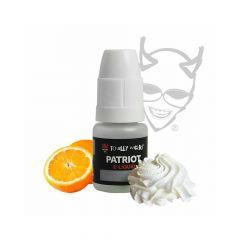 Patriot E-liquid - Orange Cream