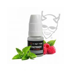 Patriot E-liquid - Raspberry Menthol