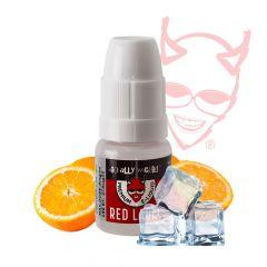 Red Label E-liquid - Iced Orange