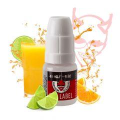 Red Label E-liquid - Orange and Lime Fizz