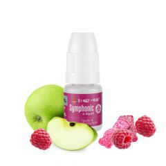 Symphonic E-liquid - Apple & Raspberry Sour