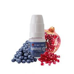 Symphonic E-liquid - Blueberry & Pomegranate