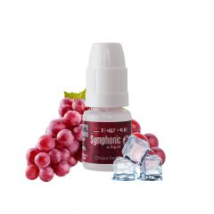 Symphonic E-liquid - Chilled Red Grape