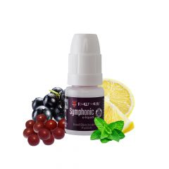 Symphonic E-liquid - Iced Blackcurrant Fusion