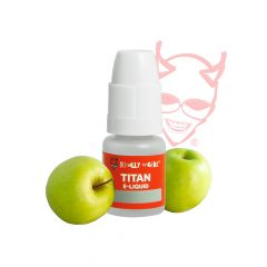 Titan E-liquid - Apple