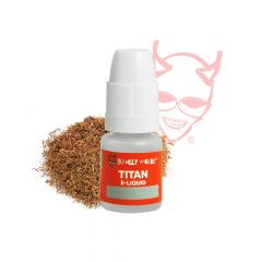 Titan E-liquid - Old English Tobacco
