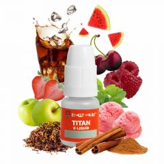 Titan E-liquid from Totally Wicked