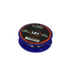 UD Nickel Wire - 30Ft - Ni200 28ga