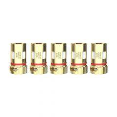 Wismec WV-M 0.3ohm Atomizers x 5