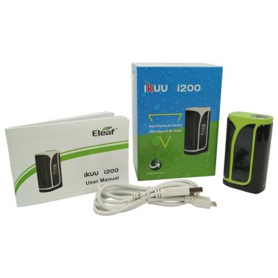 Eleaf iKuu i200 4600mAh Battery Mod
