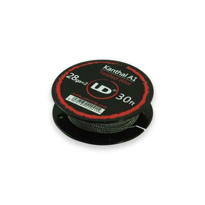 UD Twisted Kanthal A1 Resistance Wire - 30ft