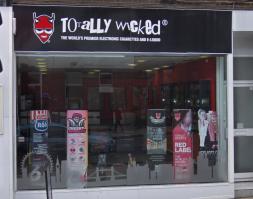 West Drayton Totally Wicked vape shop photo