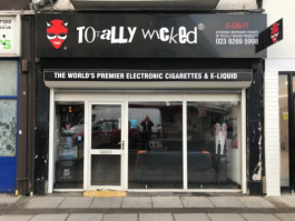 Portsmouth Totally Wicked vape shop photo
