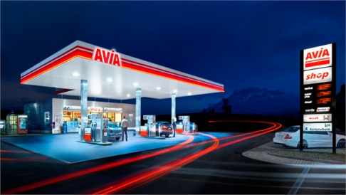 AVIA Tankstelle Amberger Str