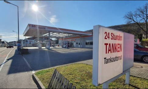 Tankstelle Baier