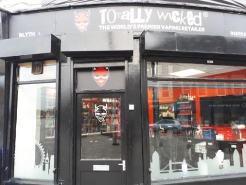 Blyth Totally Wicked vape shop photo 2