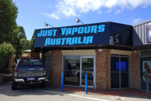 Just Vapours, Australia