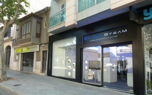 Store Steam - Mallorca