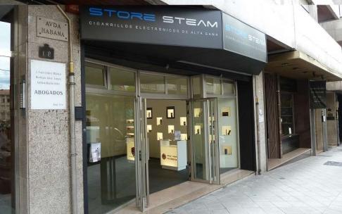 Store Steam - Ourense