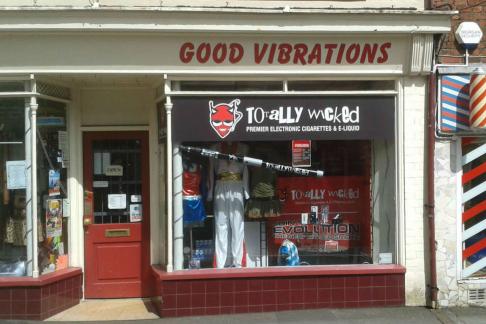 Good Vibrations, Oswestry