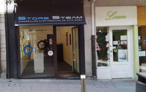 Store Steam - Pontevedra