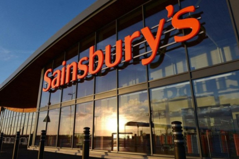 Sainsbury's Crystal Peaks