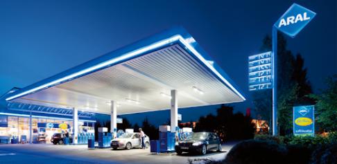 ARAL Tankstelle Neufahrn