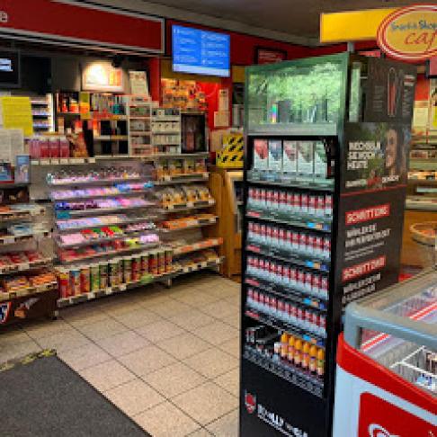 Produkte Esso Tankstelle