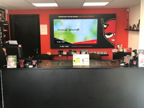 St Albans Totally Wicked vape shop photo