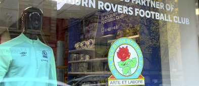 Blackburn Rovers Store