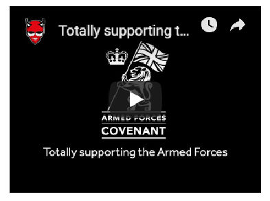 Armed Forces Covenant Video