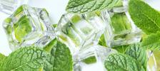 Menthol flavour e-liquids by Red Label