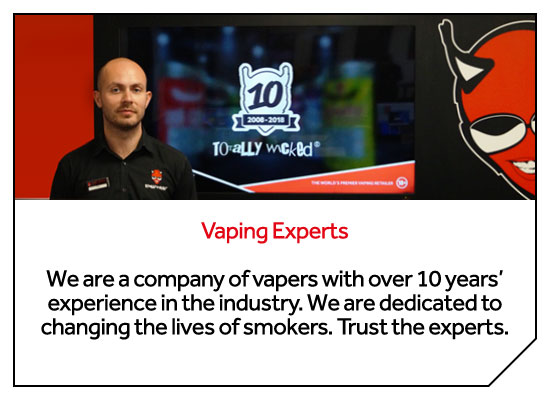 Vaping Experts