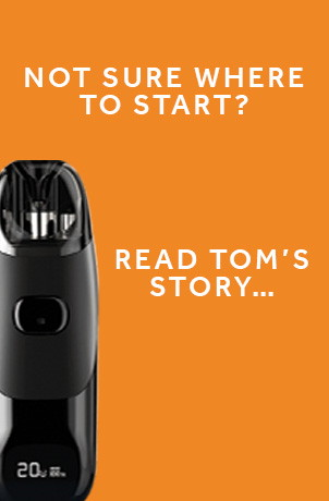 Read Tom's Story