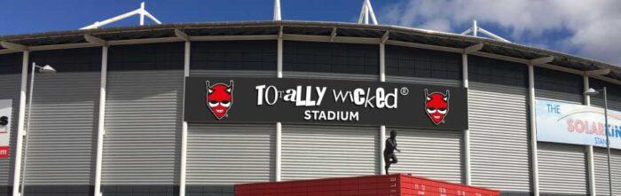 Totally Wicked stadium