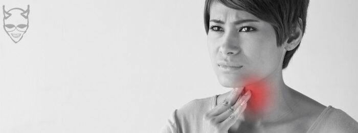 can e cigarettes really cure sore throats