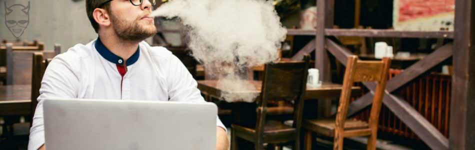 vaping indoors is the same as not vaping indoors