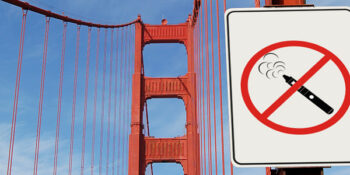 San Francisco vaping ban