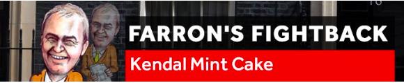 Kendal Mint Cake e-liquid