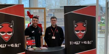 Totally Wicked partners with Mersey Care