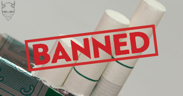 menthol cigarettes will be banned in the uk in 2020