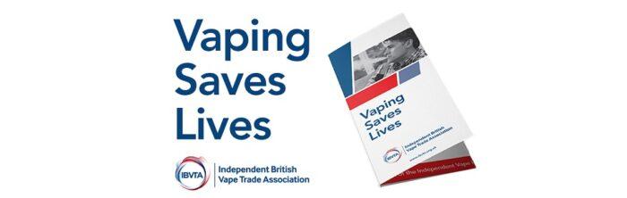 vaping saves lives