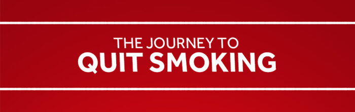 the journey to quit smoking
