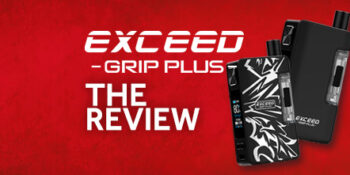 Joyetech Exceed Grip plus the review