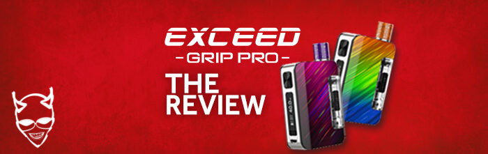 Joyetech Exceed Grip pro the review