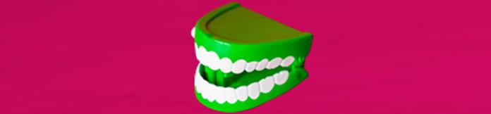 Vaped teeth